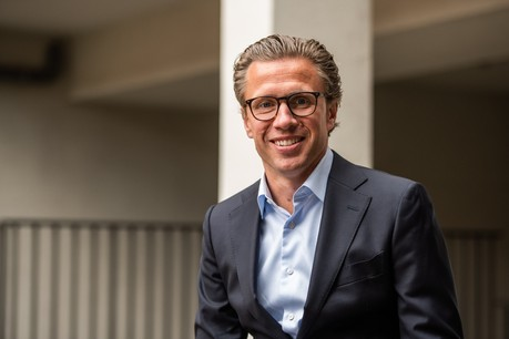 Sven Potvin est le CEO d'Antonissen Development, groupe né en 2009 qui gère environ 500 biens en Belgique et en a 1.000 autres en projet. (Photo: Antonissen Development Group)