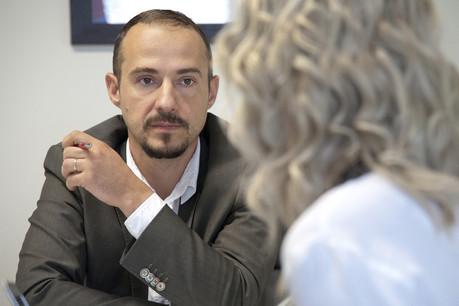 SergeUschkaloff, CEO d'Immotop.lu, se réjouit d'avoir doublé le nombre de visites sur son site en mai et juin 2020 par rapport à l'année dernière. (Photo: Immotop.lu)