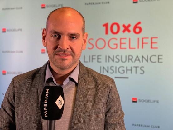 Raoul Mulheims, cofondateur et CEO du cabinet Finologee Crédit: Maison Moderne