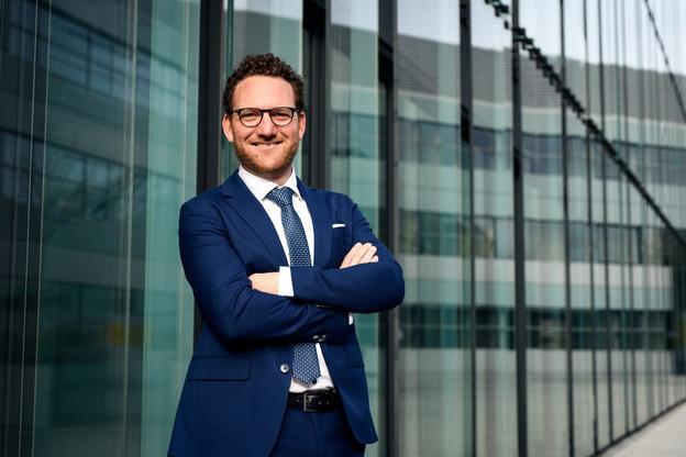 Le jeune Belge de 40 ans, Julien Demoulin, a pris la tête de Sodexo Luxembourg l'année dernière.L'entreprise (2.300 salariés) mise sur sa diversité, et notamment sur ses services de nettoyage, utiles en période de crise du Covid-19. (Photo: Sodexo)