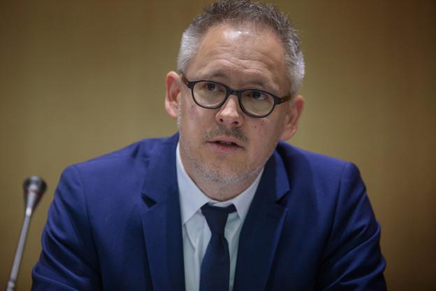 Philippe Mersch: «C'est important pour nous d'avoir de la visibilité pour nous préparer à une sortie de crise et faire ce qu'il faut pour relancer l'activité.» (Photo: Matic Zorman/archives Paperjam)