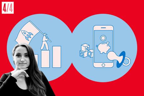 Anna Radulovski (Co-founder et CEO de Womentech Network et Founder de Coding Girls) Crédit: Maison Moderne
