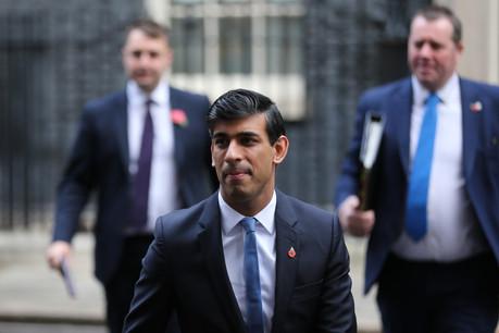 Le ministre britannique des Finances, Rishi Sunak, a reconnu que la proposition américaine d'imposer à hauteur de 15% les 100plus grandes et rentables multinationales était une base de travail intéressante. (Photo: Shutterstock)