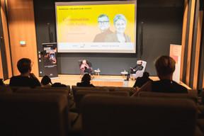 In conversation with Sasha Baillie - 07.07.2021 ((Photo: Christophe Debailleul/Maison Moderne))
