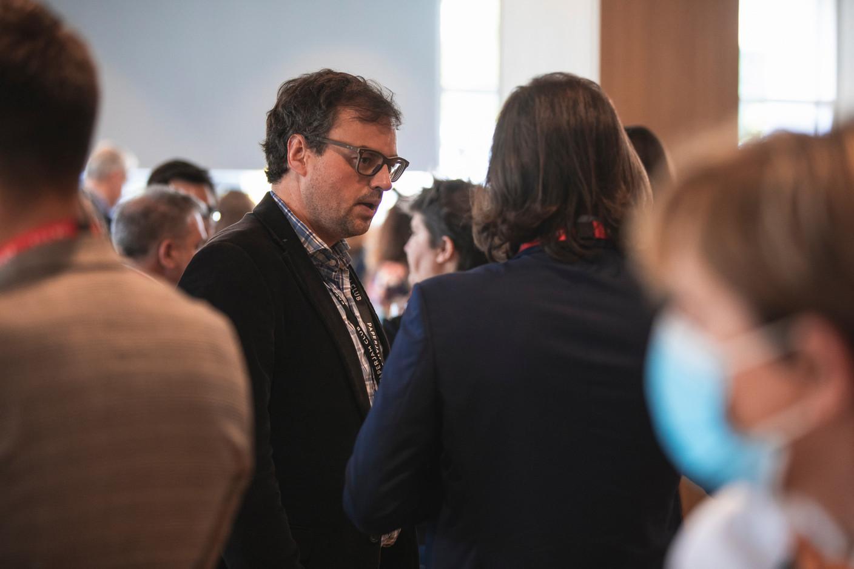 Mathieu Lafond (AXA Assurances Luxembourg) (Photo: Simon Verjus/Maison Moderne)