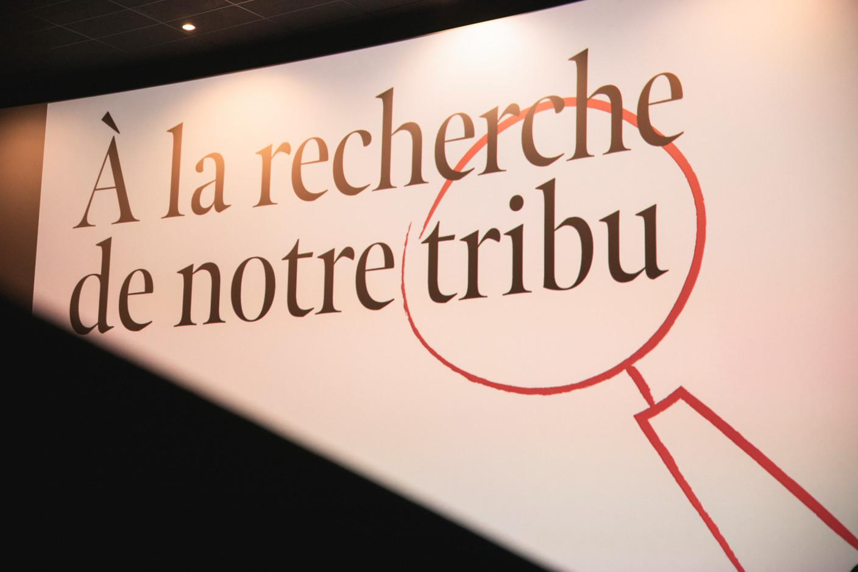À la recherche de notre tribu - 22.09.2021 (Photo: Simon Verjus/Maison Moderne)