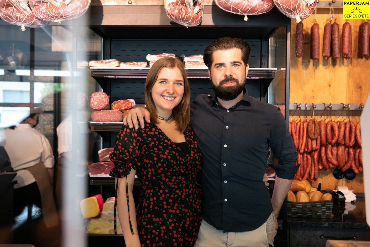 The family business is expanding with the arrival of Lisa Steffen. (Photo: Matic Zorman/Maison Moderne)