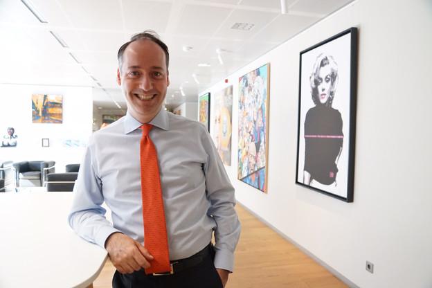 Enrique Sacau, CEO, Kneip. (Photo: Kneip)
