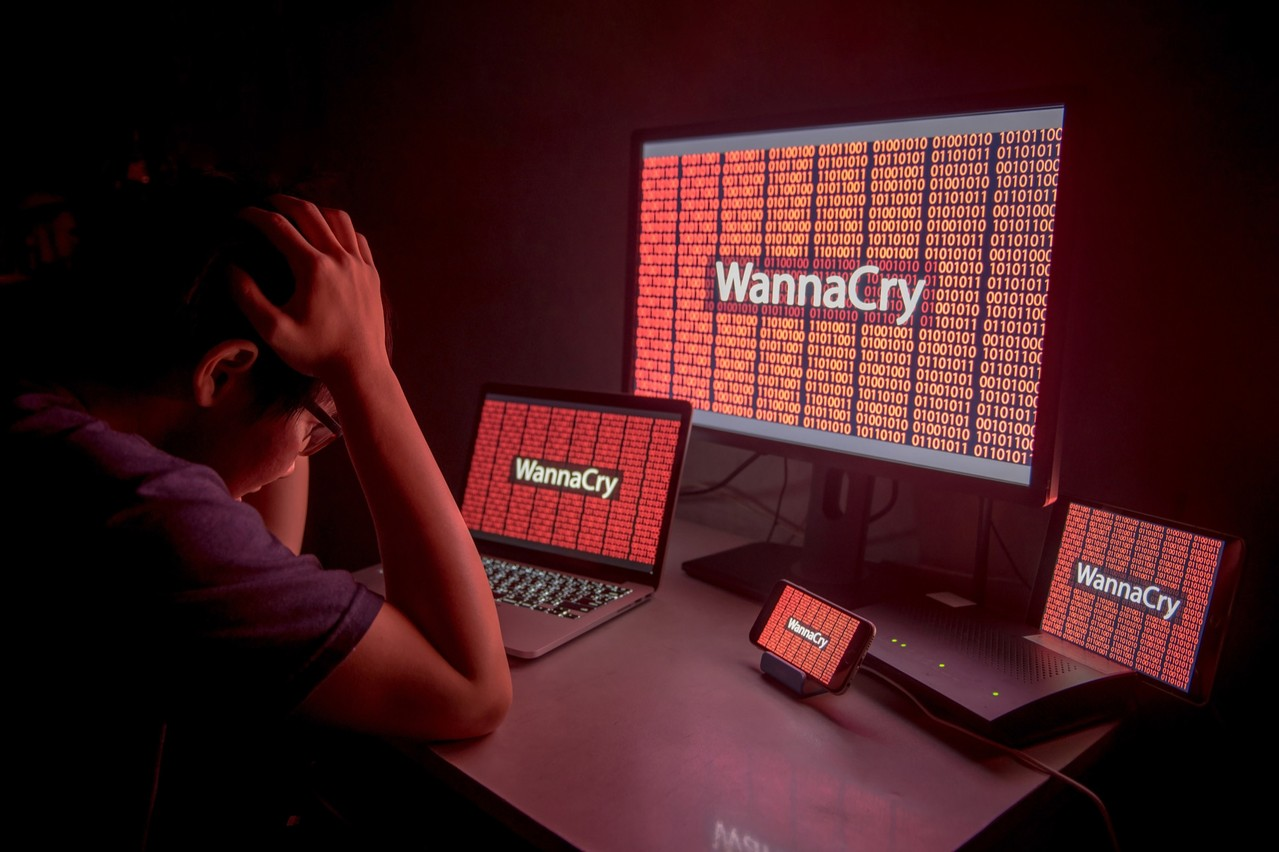 Désactiver «SMBv1» et installer les patches de Microsoft. Les premiers conseils de l'alliance internationale contre les ransomwares, qui, depuis quatre ans, a réuni 163partenaires autour d'outils. (Photo: Shutterstock)