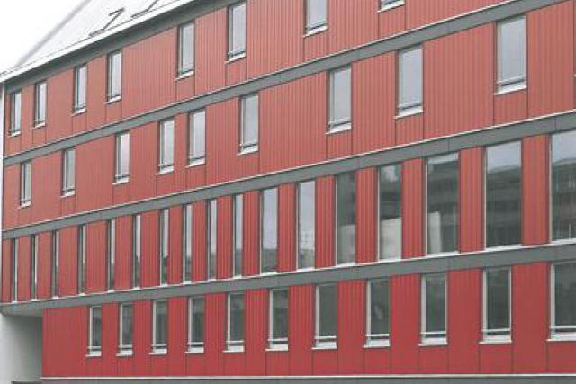 Le Fonds pour le développement du logement et de l'habitat a inauguré son immeuble urbain. (Photo: Fonds pour le développement du logement et de l'habitat )