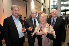 Stéphane Cesari, Arno Schleich, Sheila Geggan et John Geggan ((Photo: Blitz Agency 2019))
