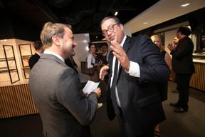 Xavier Bettel (Premier ministre) et John Psaila (Deloitte) ((Photo: Blitz Agency 2019))