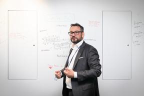 Dr. Marc Sniukas (Deloitte) ((Photo: Blitz Agency 2019))