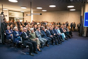 Inauguration de la BNL - 30.09.2019 ((Photo: Edouard Olszewski))