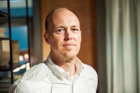 Benoit Dewitte, chef étoilé belge, a élaboré les menus et le café de l'espace de travail haut de gamme. ((Photo: Lala La Photo))