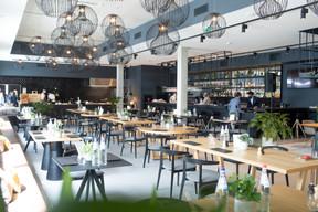 Vue du restaurant de Gaart. ((Photo: Matic Zorman / Maison Moderne))