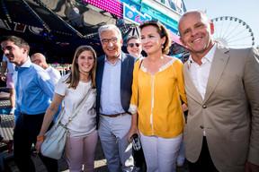 Laurent Mosar (Ville de Luxembourg), Sven Clement (Député) et Claudine Konsbruck (Ministère d'État) ((Photo: Nader Ghavami))
