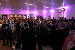 Inauguration du nouveau bâtiment de Grant Thornton Luxembourg ((Photo: Matic Zorman))
