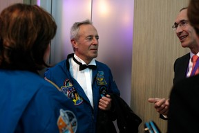 Jean-François Clervoy (Astronaute) ((Photo: Matic Zorman))