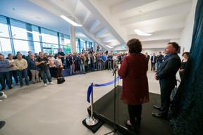 Inauguration du nouveau bâtiment Naos d'ARHS Group à Belval - 27.09.2019 ((Photo: ARHS Group))