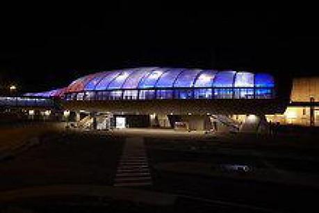 Le 28 septembre 2010, la gare de Belval a été officiellement inaugurée en présence de LL.AA.RR. (Photo: Belval)