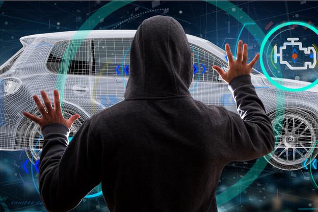 Il était temps d'agir: en 2019, près de 200tentatives de hacking de voiture ont eu lieu, avec des copies des clés, ou en en prenant le contrôle. Un problème auquel Incert apporte une solution, quel que soit le constructeur. (Photo: Shutterstock)