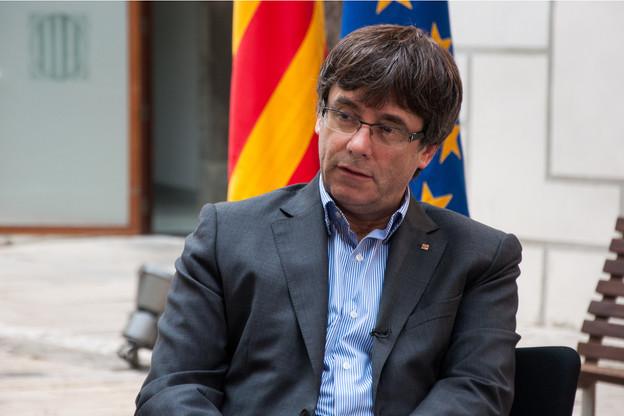 Carles Puigdemont avait trouvé refuge en Belgique en 2017. Son immunité en tant que parlementaire européen avait été levée le 30 juillet dernier. (Photo: Shutterstock)