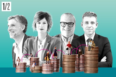 Compagnies d'assurances, gestionnaires et courtiers sont impliqués dans le RCP. (Crédit: Maison Moderne)