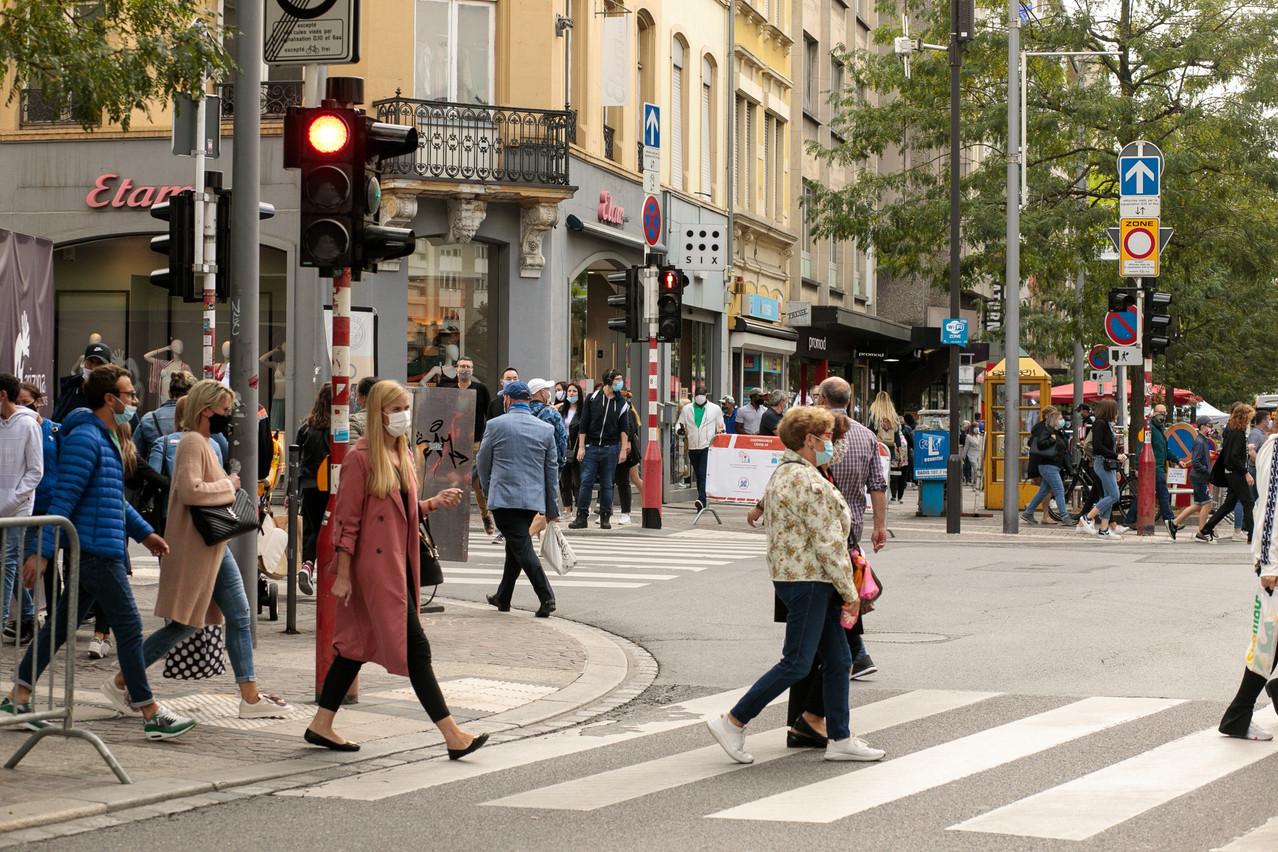 La consommation devrait repartir après un regain de confiance dans leur avenir des résidents luxembourgeois. (Photo: Matic Zorman/archives)