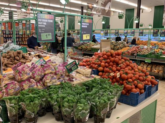 Les baisses de prix concernent surtout les fruits frais (-2,5%), les légumes frais (-5,9%) et la viande (-0,6%). (Photo: Paperjam/archives)