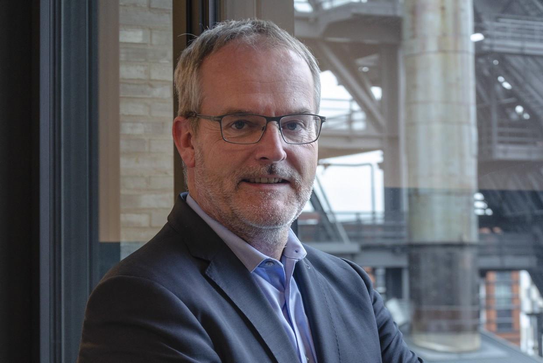 Arnaud Lambert, directeur du Luxembourg Digital Innovation Hub:  «Il est important de pouvoir mettre en relation des PME industrielles locales déjà engagées dans une démarche de digitalisation avec d'autres qui en sont encore au stade de la réflexion.» (Photo: René Garcia / Luxinnovation)