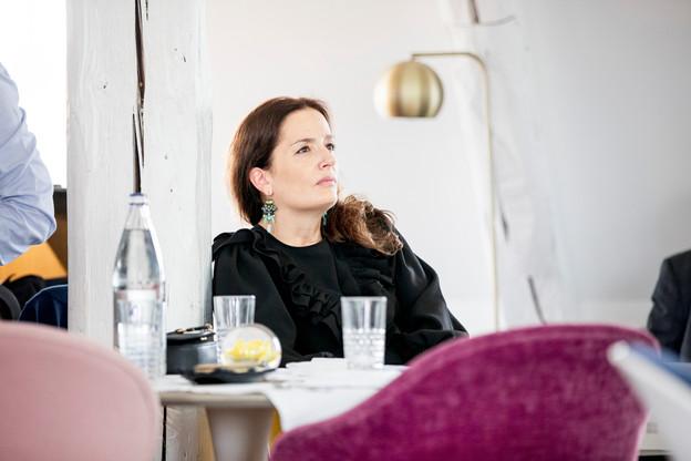 «Il nous importait de relever des profils justement de secteurs d'activité plus petits», révèle FrançoiseKuth. (Photo: Jan Hanrion/Maison Moderne)