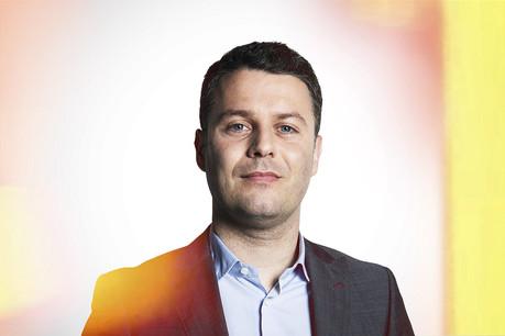 Julien Renkin, Head, Client Solutions & Project Management, Fundsquare. (Photo: Maison Moderne)
