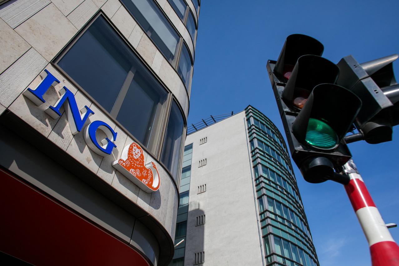 4 des 16agences du réseau resteront accessibles sans rendez-vous, dont celle du siège de la banque, situé place de la Gare à Luxembourg. (Photo: Matic Zorman/Maison Moderne)