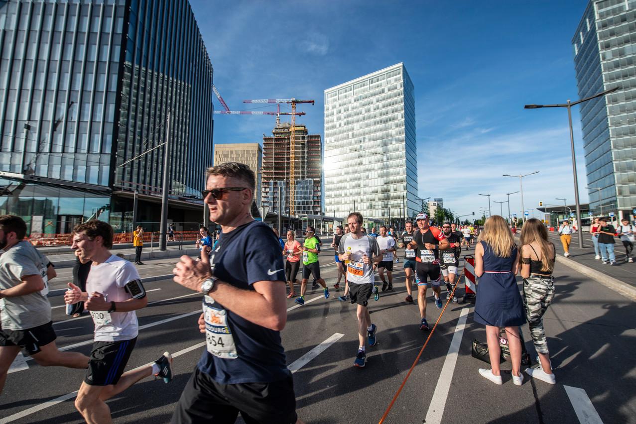 Pour la deuxième année consécutive, le marathon de Luxembourg n'aura pas lieu. (Photo: Anthony Dehez / Archives)