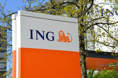 Le chiffre d'affaires au troisième trimestre d'ING s'élève à 4,28 milliards d'euros, en baisse de 7,3% par rapport à l'année dernière. (Photo: Shutterstock)