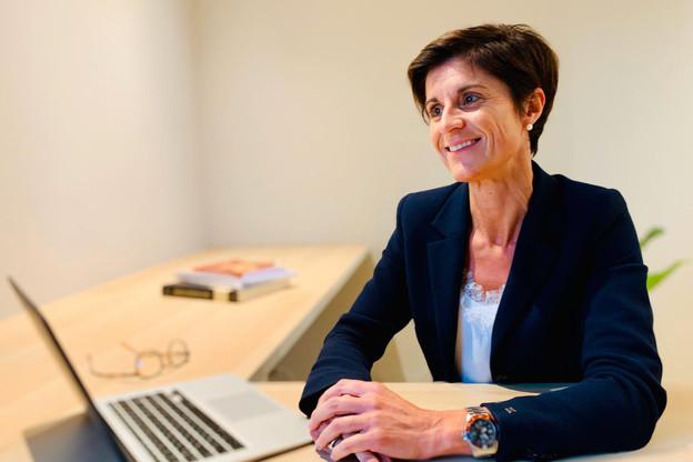 Alexandra Guérisse, chargée des ressources humaines chez ING, réfléchit à la poursuite du télétravail pour les 900 salariés de l'entreprise sans mettre en péril les interactions humaines. (Photo: ING Luxembourg)