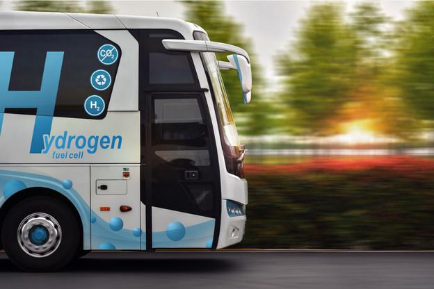L'hydrogène se trouve dans l'eau et les hydrocarbures, comme le pétrole, le gaz et le charbon, et permet de produire et stocker de l'énergie. (Photo: Shutterstock)