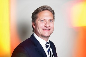 Paul UPCHURCH -Chief Operating Officer at Lombard International Assurance. (Crédit: Maison Moderne)
