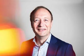 Pascal Denis - Head of Advisory, KPMG Luxembourg. (Crédit: Maison Moderne)