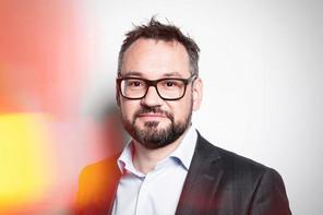 Dr. Marc Sniukas - Director Innovation, Deloitte Luxembourg. (Crédit: Maison Moderne)