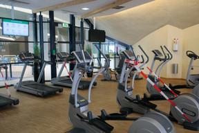 Dans les salles de fitness, la déception est de mise à l'approche du reconfinement ((Photo: Matic Zorman / Maison Moderne))