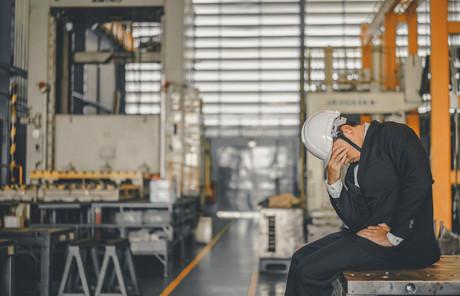 Les entreprises, tout comme les ménages, sont de plus en plus inquiètes pour l'avenir. (Photo: Shutterstock)