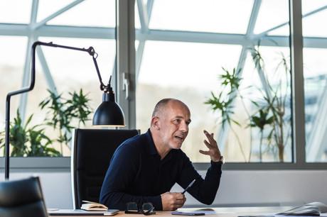 Le directeur de Luxexpo The Box a déjà réfléchi à ce que devra être le prochain centre de congrès et d'expositions du Luxembourg. (Photo: Mike Zenari)