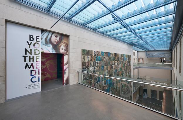 Les musées, dont le MNHA, peuvent rouvrir à compter du 11 janvier. (Photo: MNHA)