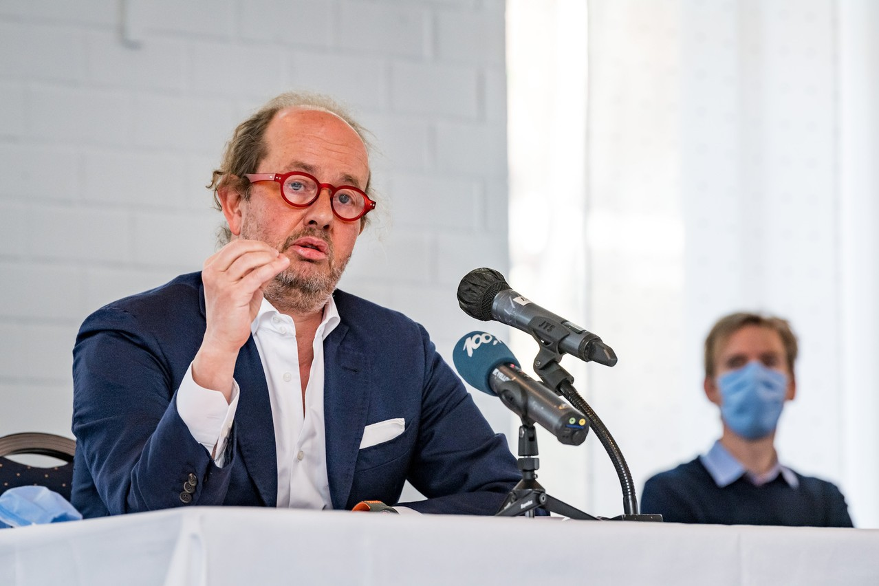 Le momentum de la finance décentralisée et l'Europe ne doit pas rater son cadre réglementaire, plaide Jean-LouisSchiltz. (Photo: Maison Moderne)