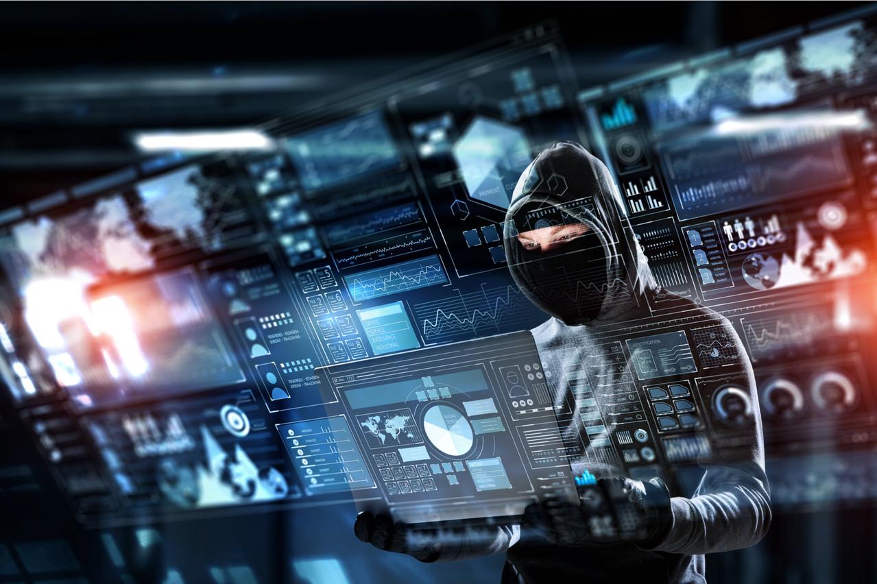 La crise du Covid-19 a mis en lumière à la fois la capacité des entreprises ou pas à basculer en virtuel et la recrudescence d'attaques des hackers. Une thématique centrale pour la prochaine édition des Luxembourg Internet Days, mi-novembre. (Photo: Shutterstock)