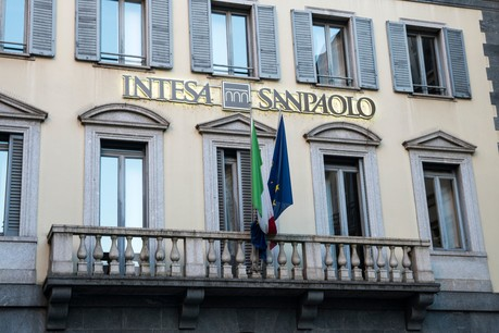 Intesa Sanpaolo veut se renforcer sur un marché italien qui devrait se consolider. (Photo: Shutterstock)