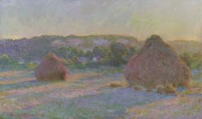Claude Monet,  Meules , 1890-1891 (Claude Monet)