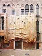 El Anatsui au Palazzo Fortuny, Venise, ARTEMPO 2007 (Galerie Axel Vervoordt / Jean-Pierre Gabriel)
